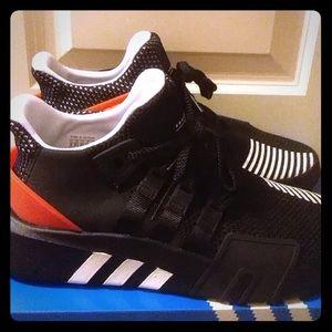 Adidas EQT Black/Red/White